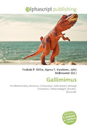 Gallimimus | Dodax.at