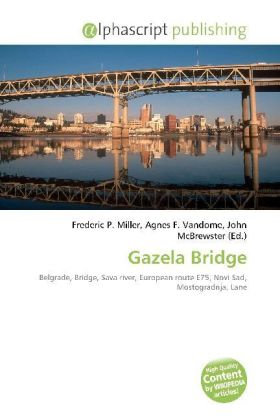 Gazela Bridge | Dodax.at