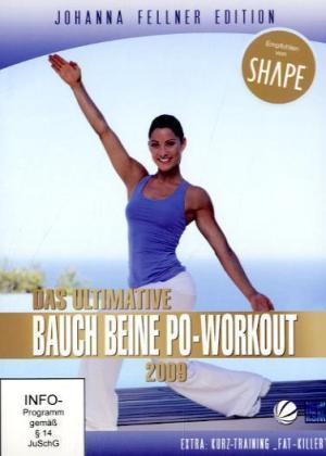 Johanna Fellner Edition-Das Bauch,Beine,Po-Workout | Dodax.co.uk