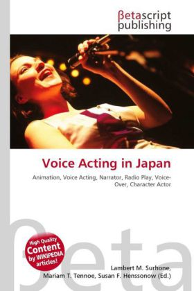 Voice Acting in Japan | Dodax.ch