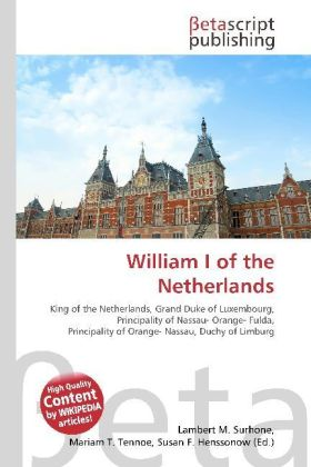 William I of the Netherlands | Dodax.at