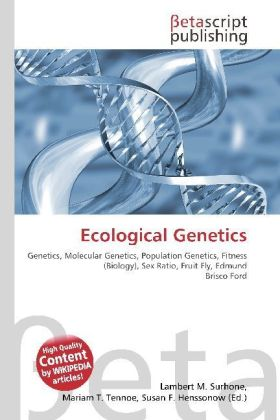Ecological Genetics | Dodax.at