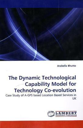 The Dynamic Technological Capability Model for Technology Co-evolution | Dodax.de