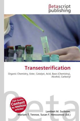 Transesterification | Dodax.at