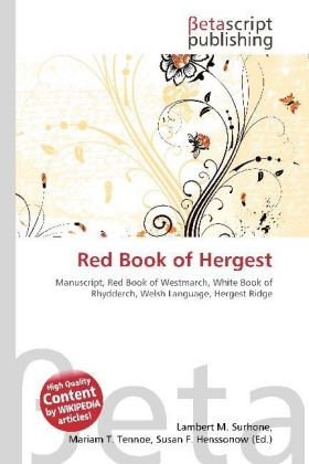 Red Book of Hergest | Dodax.at