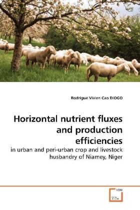 Horizontal nutrient fluxes and production efficiencies | Dodax.ch