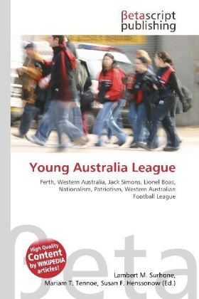 Young Australia League | Dodax.at