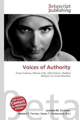 Voices of Authority | Dodax.de
