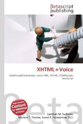 XHTML+Voice | Dodax.at
