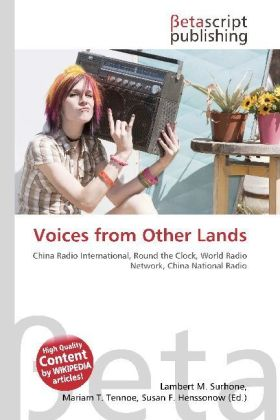 Voices from Other Lands | Dodax.de