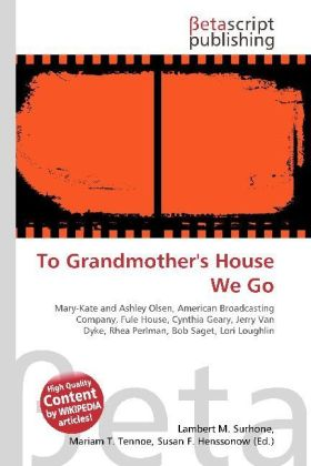 To Grandmother's House We Go | Dodax.de