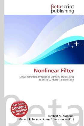 Nonlinear Filter | Dodax.at