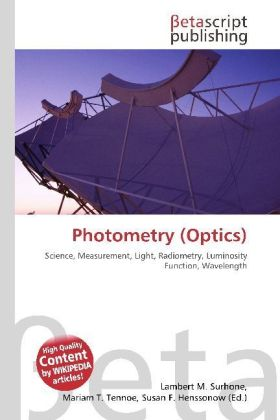 Photometry (Optics) | Dodax.pl