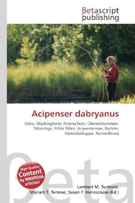 Acipenser dabryanus | Dodax.at