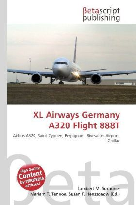 XL Airways Germany A320 Flight 888T | Dodax.de