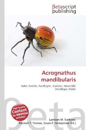 Acrognathus mandibularis | Dodax.at