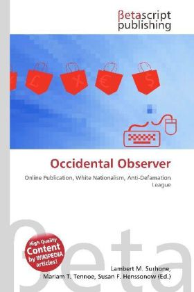Occidental Observer | Dodax.at