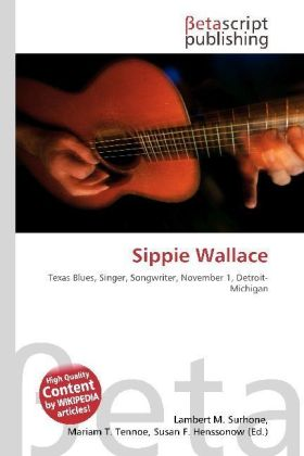 Sippie Wallace   Dodax.at