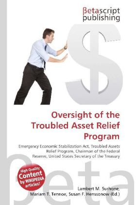 Oversight of the Troubled Asset Relief Program | Dodax.ch