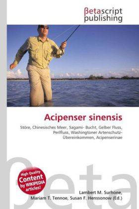 Acipenser sinensis | Dodax.at