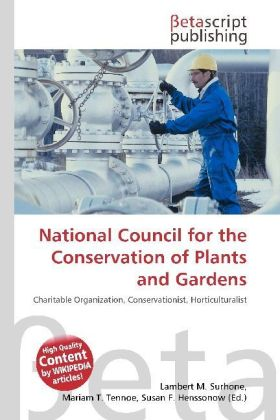 National Council for the Conservation of Plants and Gardens | Dodax.pl