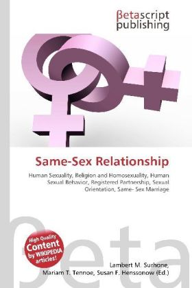 Same-Sex Relationship | Dodax.ch