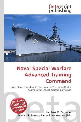 Naval Special Warfare Advanced Training Command | Dodax.de