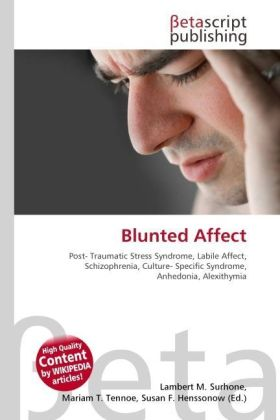 Blunted Affect | Dodax.at