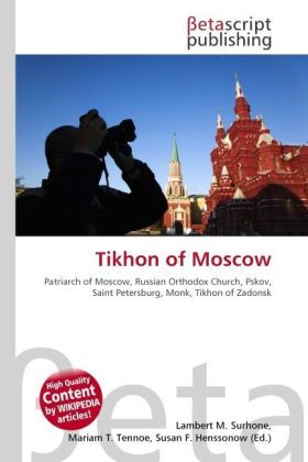 Tikhon of Moscow | Dodax.at