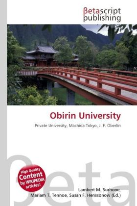 Obirin University | Dodax.at