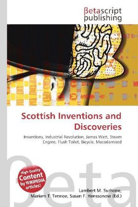 Scottish Inventions and Discoveries | Dodax.at