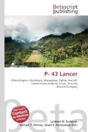 P- 43 Lancer | Dodax.at
