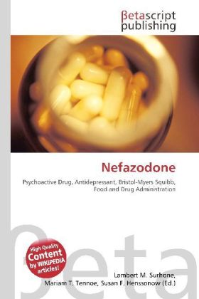Nefazodone | Dodax.at