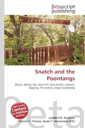 Snatch and the Poontangs | Dodax.ch