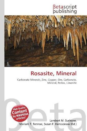Rosasite, Mineral | Dodax.at