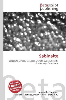 Sabinaite | Dodax.at