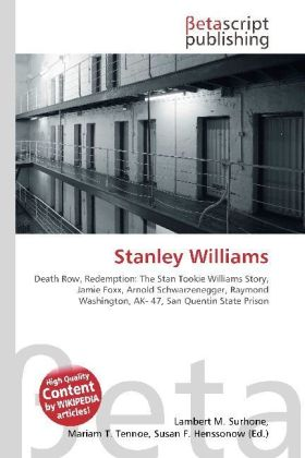 Stanley Williams | Dodax.de