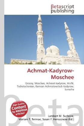 Achmat-Kadyrow-Moschee | Dodax.at