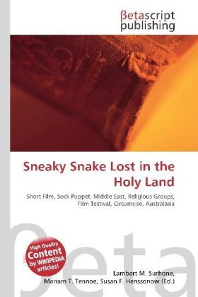 Sneaky Snake Lost in the Holy Land   Dodax.at