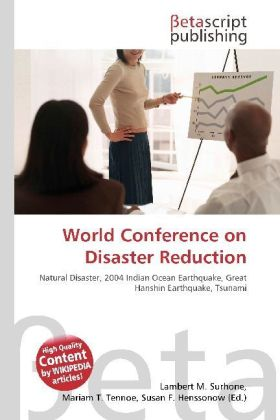 World Conference on Disaster Reduction | Dodax.de