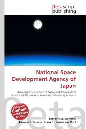 National Space Development Agency of Japan | Dodax.at