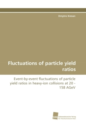 Fluctuations of particle yield ratios | Dodax.pl