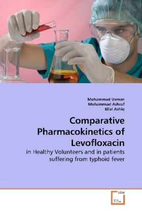 Comparative Pharmacokinetics of Levofloxacin | Dodax.pl