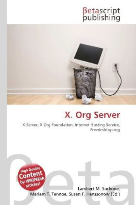 X. Org Server | Dodax.at