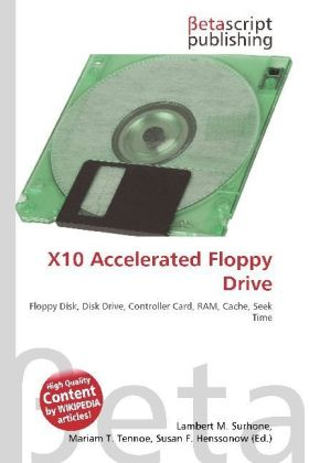 X10 Accelerated Floppy Drive | Dodax.ch