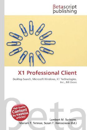 X1 Professional Client | Dodax.at