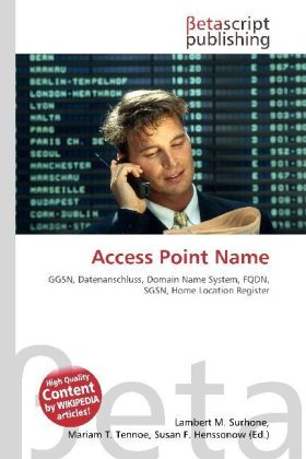 Access Point Name | Dodax.ch