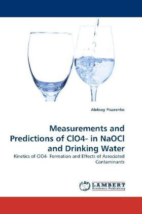 Measurements and Predictions of ClO4- in NaOCl and Drinking Water | Dodax.de