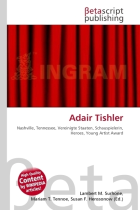Adair Tishler | Dodax.at