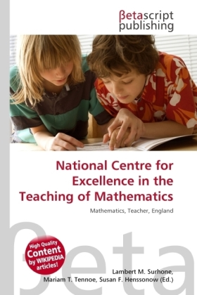 National Centre for Excellence in the Teaching of Mathematics | Dodax.ch